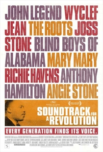 Soundtrack For A Revolution - Poster / Capa / Cartaz - Oficial 1