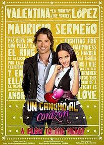 Un gancho al corazón - Poster / Capa / Cartaz - Oficial 1