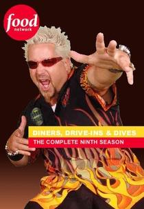 Diners, Drive-Ins and Dives (9ª Temporada) - Poster / Capa / Cartaz - Oficial 1
