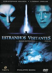 Estranhos Visitantes - Poster / Capa / Cartaz - Oficial 4