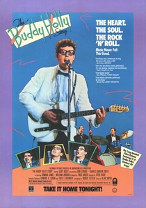 A História de Buddy Holly - Poster / Capa / Cartaz - Oficial 1