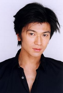 Shinji Takeda (I) - Poster / Capa / Cartaz - Oficial 1
