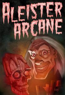 Aleister Arcane - Poster / Capa / Cartaz - Oficial 1
