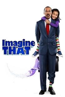 Imagine Só! - Poster / Capa / Cartaz - Oficial 3