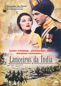 Lanceiros da Índia - Poster / Capa / Cartaz - Oficial 2