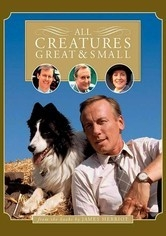 All Creatures Great and Small - Poster / Capa / Cartaz - Oficial 1