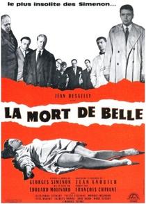 A Estranha Morte de Belle - Poster / Capa / Cartaz - Oficial 2