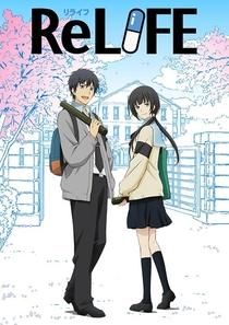 ReLIFE: Kanketsu-hen - Poster / Capa / Cartaz - Oficial 2