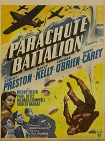 Batalhão de Paraquedas - Poster / Capa / Cartaz - Oficial 1