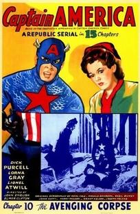 Capitão América - Poster / Capa / Cartaz - Oficial 6