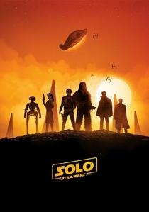 Han Solo: Uma História Star Wars - Poster / Capa / Cartaz - Oficial 21
