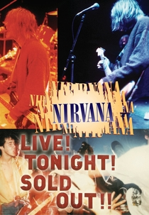 Nirvana: Live! Tonight! Sold Out!! - Poster / Capa / Cartaz - Oficial 1