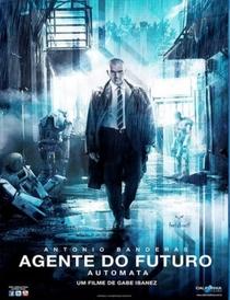 Agente do Futuro - Poster / Capa / Cartaz - Oficial 7