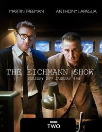 The Eichmann Show - Poster / Capa / Cartaz - Oficial 2