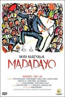 Madadayo - Poster / Capa / Cartaz - Oficial 15