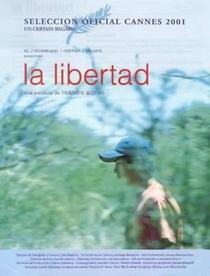 A Liberdade  - Poster / Capa / Cartaz - Oficial 2