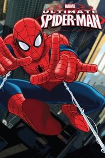 Ultimate Homem-Aranha (2ª Temporada) - Poster / Capa / Cartaz - Oficial 1