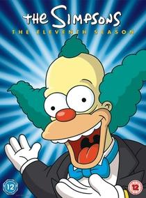 Os Simpsons (11ª Temporada) - Poster / Capa / Cartaz - Oficial 1