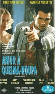 Amor à Queima-Roupa - Poster / Capa / Cartaz - Oficial 3