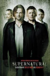 Sobrenatural (11ª  Temporada) - Poster / Capa / Cartaz - Oficial 1