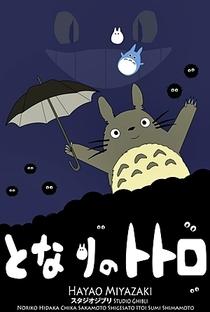 Meu Amigo Totoro - Poster / Capa / Cartaz - Oficial 29