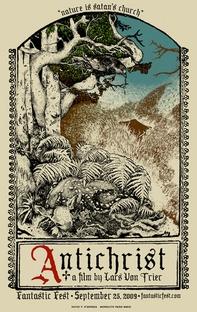 Anticristo - Poster / Capa / Cartaz - Oficial 3