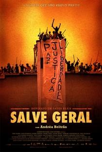Salve Geral - Poster / Capa / Cartaz - Oficial 1