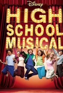 High School Musical - Poster / Capa / Cartaz - Oficial 1