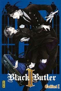 Kuroshitsuji (2ª Temporada) - Poster / Capa / Cartaz - Oficial 8