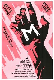 M, o Vampiro de Dusseldorf - Poster / Capa / Cartaz - Oficial 10