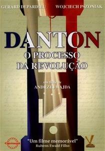 Danton - O Processo da Revolução - Poster / Capa / Cartaz - Oficial 7