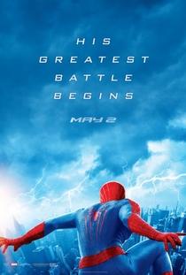 O Espetacular Homem-Aranha 2: A Ameaça de Electro - Poster / Capa / Cartaz - Oficial 4