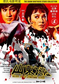Shaolin e a Boxeadora Invencível  - Poster / Capa / Cartaz - Oficial 1