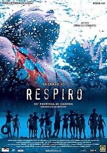 Respiro - Poster / Capa / Cartaz - Oficial 1