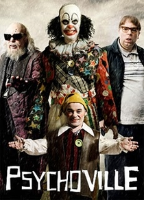 Psychoville (1ª Temporada) - Poster / Capa / Cartaz - Oficial 1