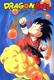 Dragon Ball (2ª Temporada) - Poster / Capa / Cartaz - Oficial 14