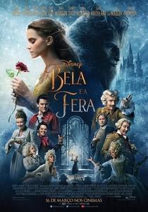 A Bela e a Fera - Poster / Capa / Cartaz - Oficial 8