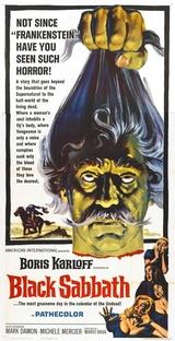 As Três Máscaras do Terror - Poster / Capa / Cartaz - Oficial 3