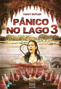 Pânico no Lago 3 - Poster / Capa / Cartaz - Oficial 2