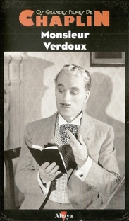 Monsieur Verdoux - Poster / Capa / Cartaz - Oficial 4