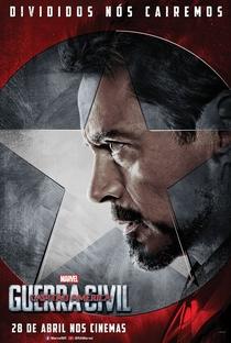 Capitão América: Guerra Civil - Poster / Capa / Cartaz - Oficial 42