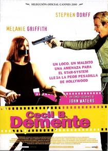 Cecil Bem Demente - Poster / Capa / Cartaz - Oficial 7