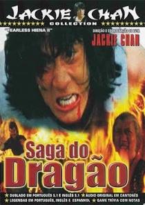 A Saga do Dragão - A Luta Final - Poster / Capa / Cartaz - Oficial 2