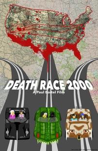 Corrida da Morte - Ano 2000 - Poster / Capa / Cartaz - Oficial 13