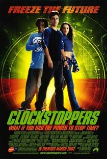 Clockstoppers - O Filme - Poster / Capa / Cartaz - Oficial 1