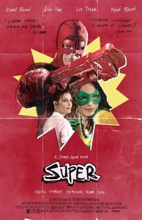 Super - Poster / Capa / Cartaz - Oficial 3