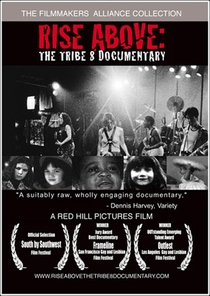 Rise Above: The Tribe 8 Documentary - Poster / Capa / Cartaz - Oficial 1