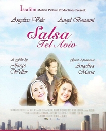 Salsa Tel Aviv  - Poster / Capa / Cartaz - Oficial 1