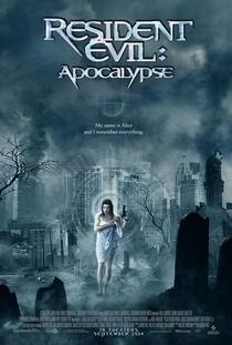 Resident Evil 2: Apocalipse - Poster / Capa / Cartaz - Oficial 2