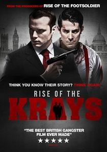 A Ascensão dos Krays - Poster / Capa / Cartaz - Oficial 1